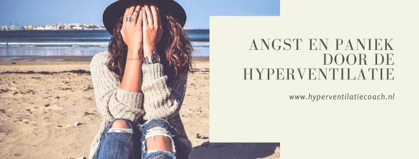 angst en paniek bij hyperventilatie