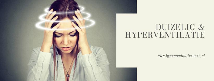 duizelig door chronische hyperventilatie