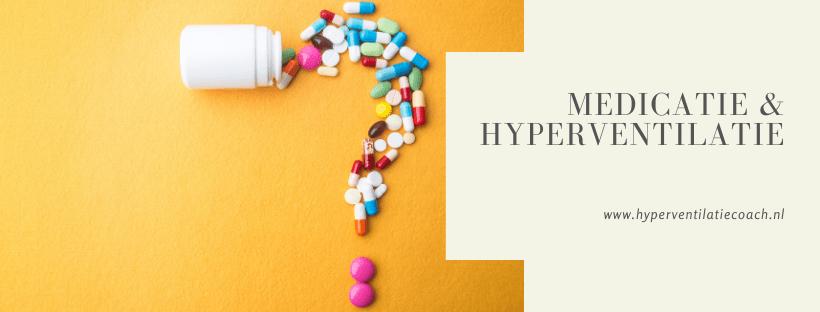 medicatie bij hyperventilatie