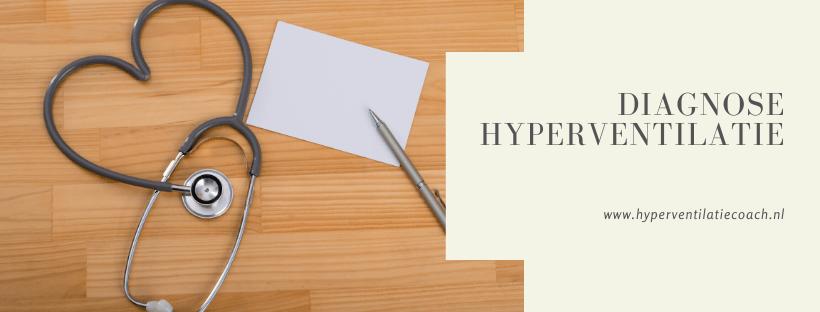 diagnose hyperventilatie