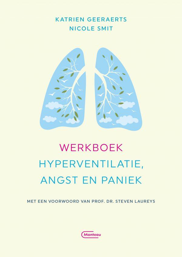 Werkboek hyperventilatie angst en paniek Nicole Smit