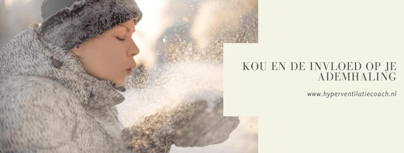 kou en invloed ademhaling