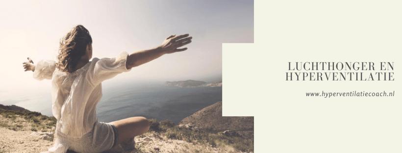 luchthonger en hyperventilatie