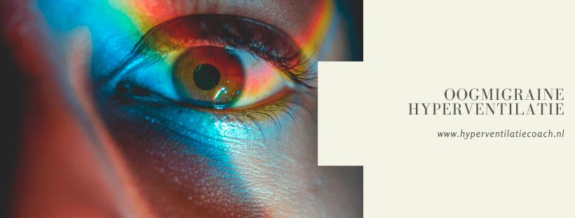 oogmigraine en hyperventilatie