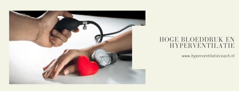 hoge bloeddruk en hyperventilatie
