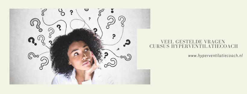 veel gestelde vragen cursus hyperventilatiecoach